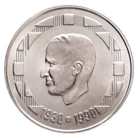 500 Frank 1990 NL - Koning Boudewijn 60 jaar