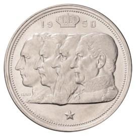 100 Frank 1948-1950/54 FR - Vier Koningen