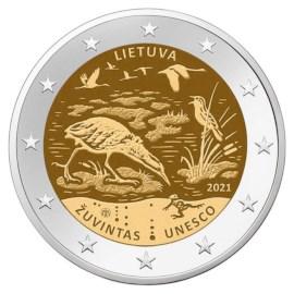 "Litouwen 2 Euro ""Zuvintas"" 2021"