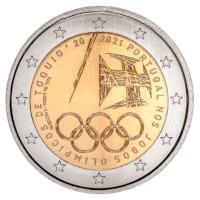 """Portugal 2 Euro """"Olympische Spelen"""" 2021"""