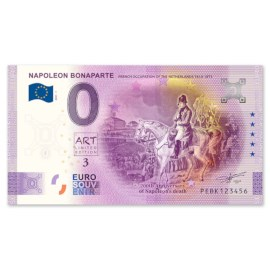 "0 Euro Biljet ""Napoleon"" 2021"