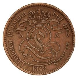 10 Centimes 1832-1856 - Léopold I TTB