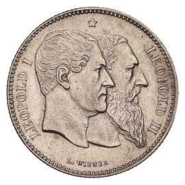 2 Francs 1880 - Indépendance TTB+