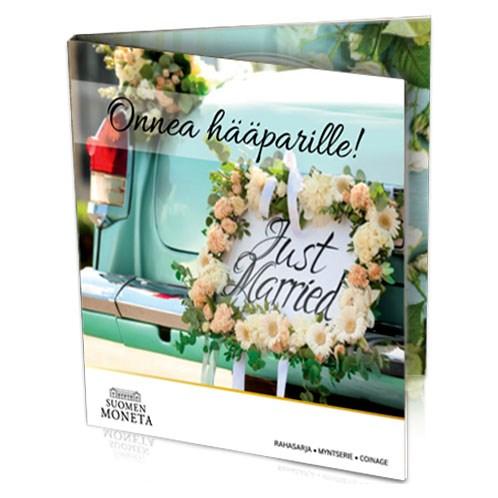 "Finland BU Set ""Huwelijk"" 2021"