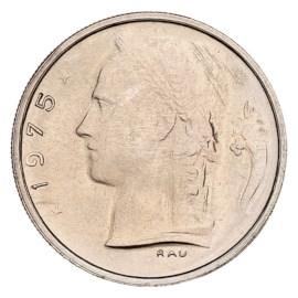 1 Franc 1975 FR - Baudouin UNC