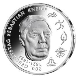 Allemagne 20 euros « Sebastian Kneipp » 2021