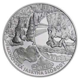 Slovaquie 20 euros « Grotte Demänovská » 2021