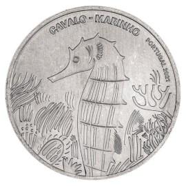 """Portugal 5 Euro """"Zeepaardje"""" 2021"""