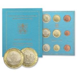 Vaticaan BU Set 2019 + 5 Euro
