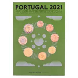 Portugal FDC Set 2021