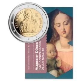 Saint-Marin 2 euros « Dürer » 2021