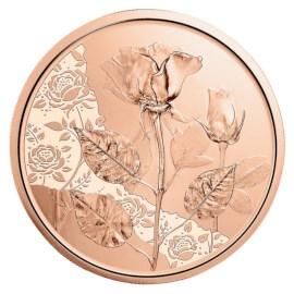 """Austria 10 Euro """"Rose"""" 2021"""
