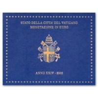Vaticaan BU set 2002