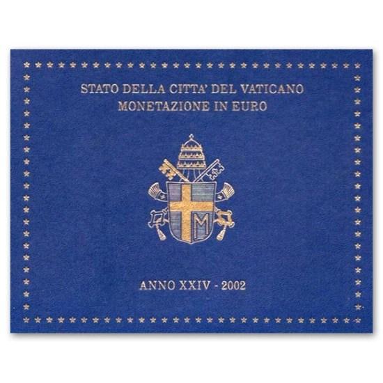 Vatican BU set 2002