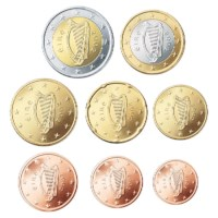Ierland UNC Set 2005