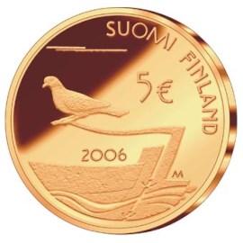 """Finland 5 Euro """"Åland"""" 2006"""