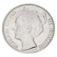 1 gulden 1898 Wilhelmina ZFr