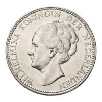 1 Gulden 1922 Wilhelmina Pr-