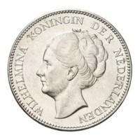 1 Gulden 1938 Wilhelmina Pr