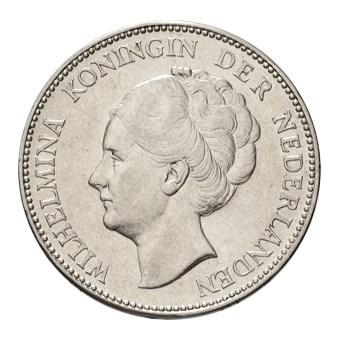 1 Gulden 1938 Wilhelmina ZFr