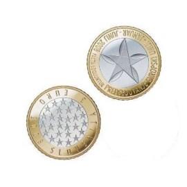 "Slovenië 3 Euro ""EU Voorzitter"" 2008"