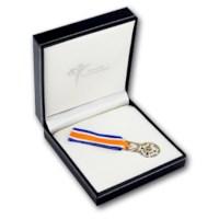 Miniatuur Oranje-Nassau Civiel Lid Heren in etui