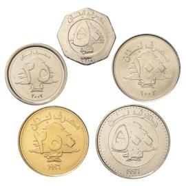 Libanon UNC Set 1996-2003