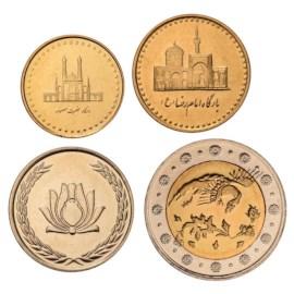 Iran UNC Set 2004-2005