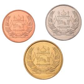 Afghanistan UNC Set 2004
