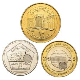 Syrië UNC Set 2003