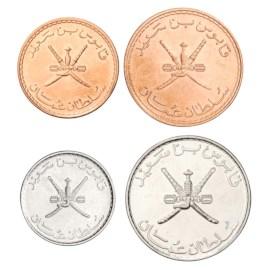 Oman UNC Set