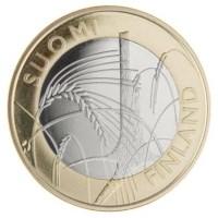 """Finland 5 Euro """"Savo"""" 2011"""