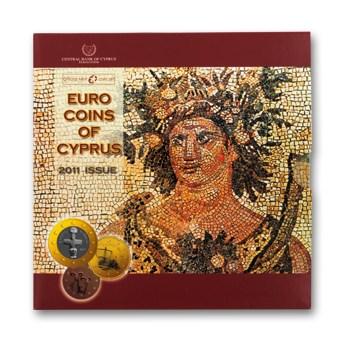 Cyprus BU Set 2011
