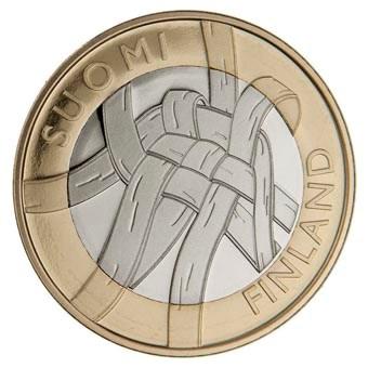 """Finland 5 Euro """"Karelia"""" 2011"""