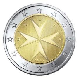 Malta 2 Euro 2010 UNC