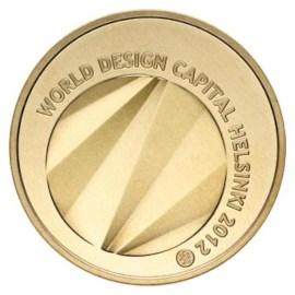 "Finland 5 Euro ""Design Capital"" 2012"