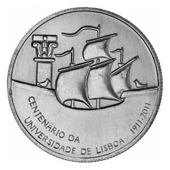 """Portugal 2,5 Euro """"Lissabon"""" 2011"""