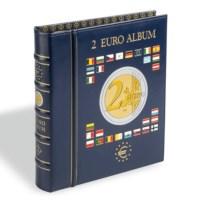 Leuchtturm Vista 2-Euromunten Album