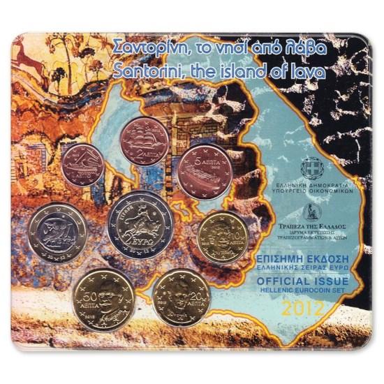 Griekenland BU Set 2012