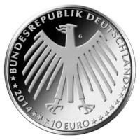 "Duitsland 10 Euro ""Hans en Grietje"" 2014"