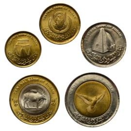 Sudan UNC Set 2006