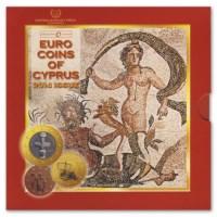 Cyprus BU Set 2014