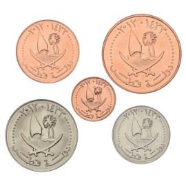 Qatar UNC Set 2012