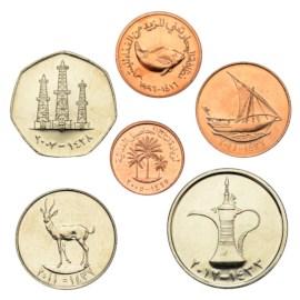 Verenigde Arabische Emiraten UNC Set