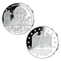 "Duitsland 10 Euro ""Schadow"" 2014"