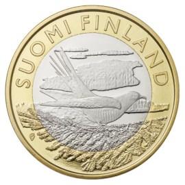 "Finland 5 Euro ""Dieren Karelia"" 2014"