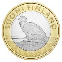 """Finland 5 Euro """"Dieren Åland"""" 2014"""