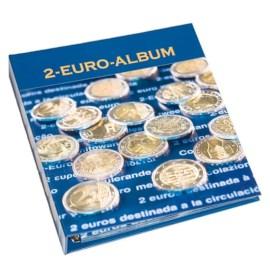 Leuchtturm Numis 2-Euro Album Deel 2