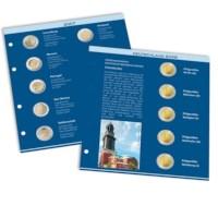 Leuchtturm Numis 2-Euro Album Deel 4
