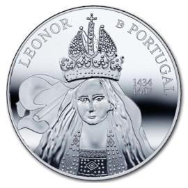"""Portugal 5 Euro """"Leonor"""" 2014"""